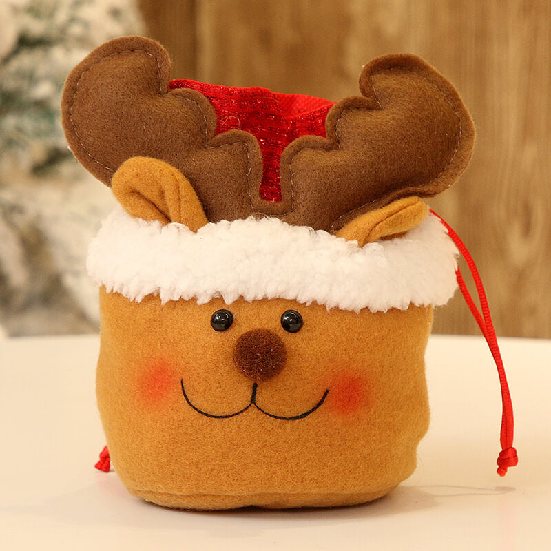 Christmas Apple Bags (2PCS)