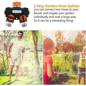 Gardening Irrigation Diverter Kit
