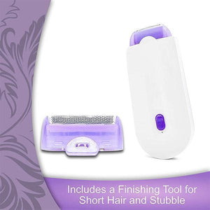 2 in 1 Laser Hair Removal Trimmer