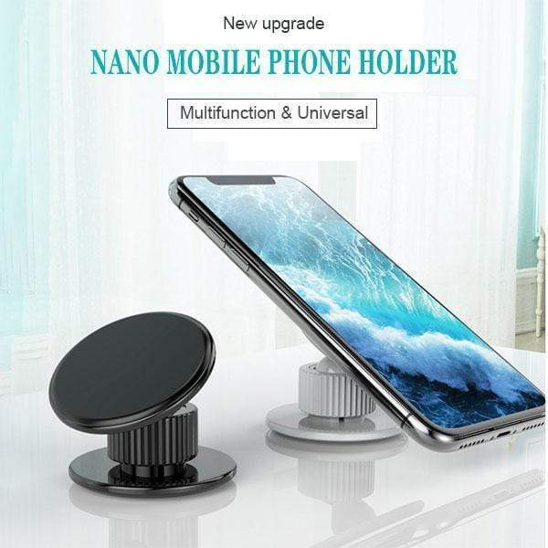(50% OFF)New Car 360-Degree Rotating Mobile Phone Holder