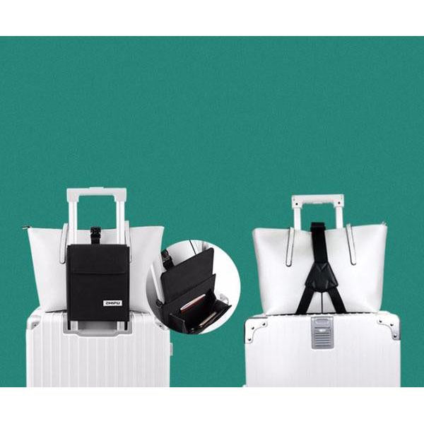 Multifunctional Travel Organizer Luggage Strap