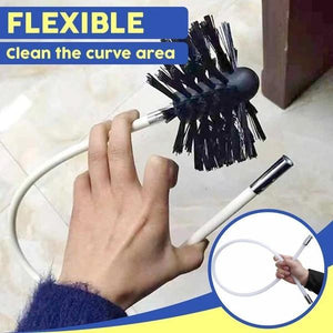Pipe Inner Cleaning Brush Kit