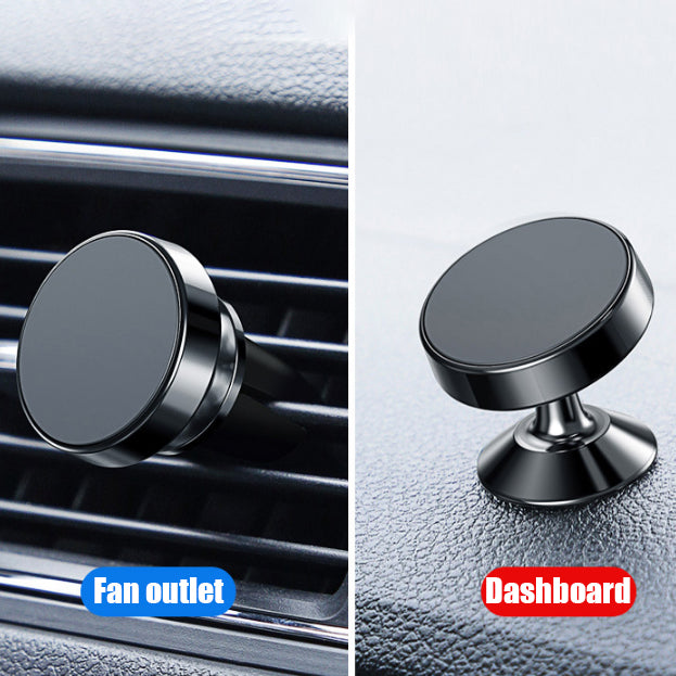 360-degrees Rotating Magnetic Mobile Phone Holder