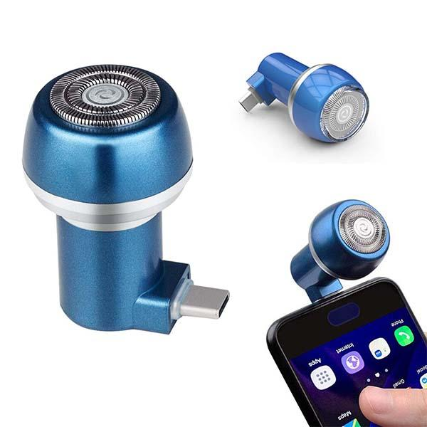 Mobile Phone Shaver