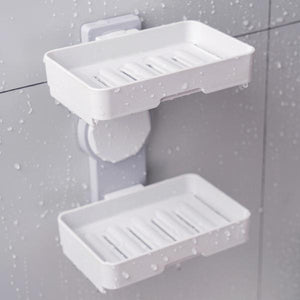 Double Layer Draining Soap Holder(50%OFF)