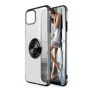 Phone Case With Support Ring For iPhone
