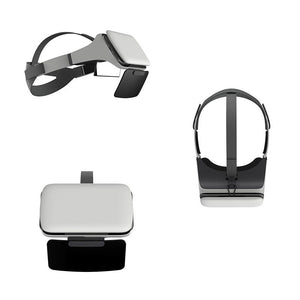 Headmounted Screen Amplifier