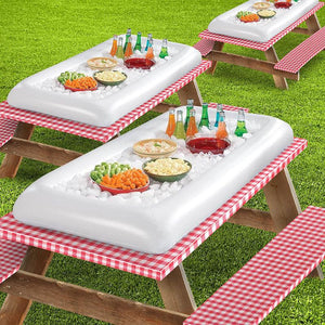 BBQ Picnic Pool Party Ice Tray