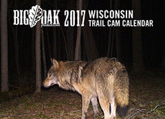 2017 Trail Cam Wildlife Calendar