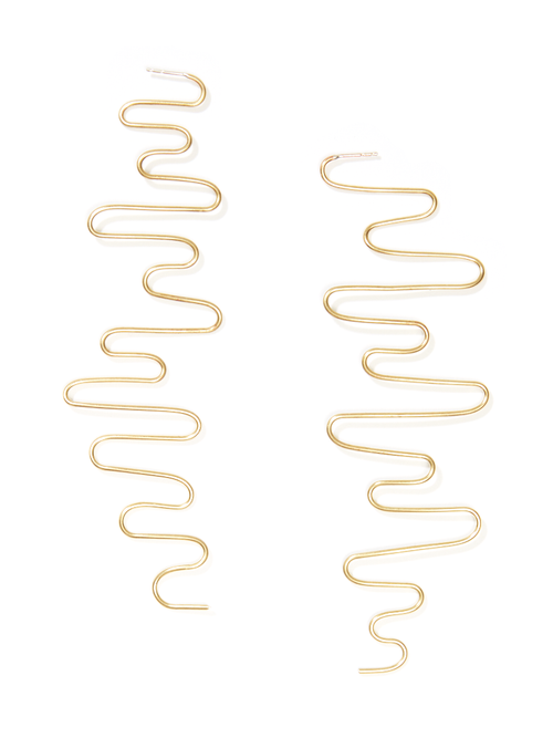 Undulations Earring
