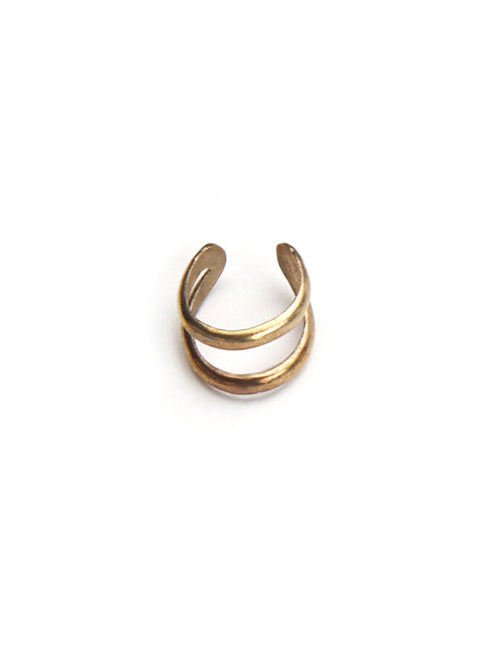 Small Cage Septum Ring