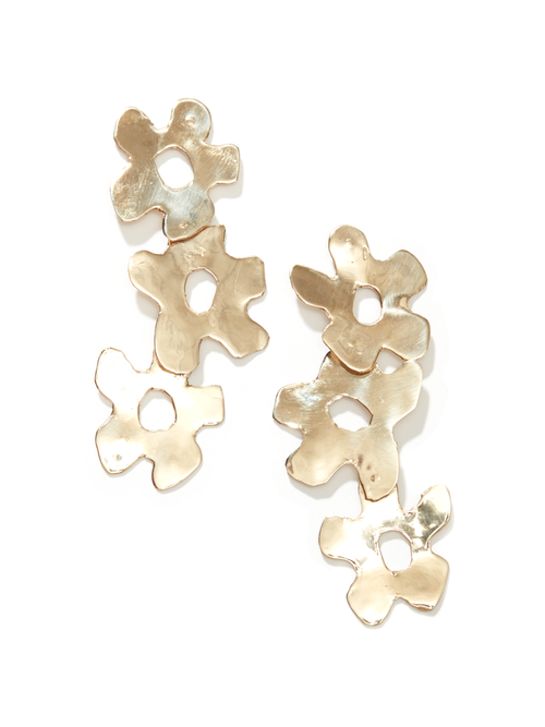Swinging Daisy Chain Earrings