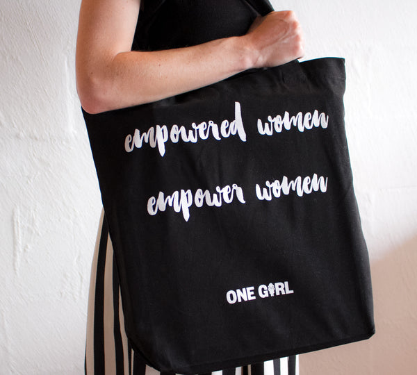 One Girl Tote 2 Pack