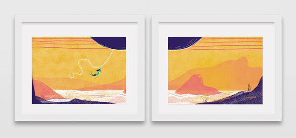 Dreams Art Print Set