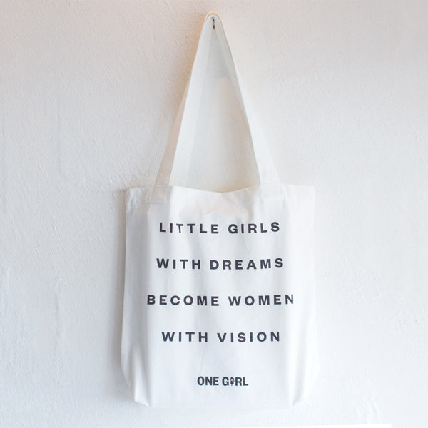 Girls With Dreams Tote