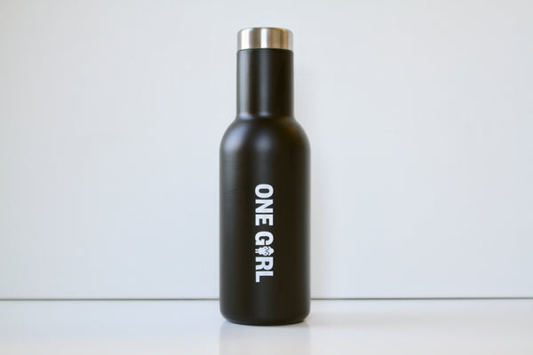 One Girl Water Bottle