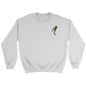 Humming Bird Crewneck Sweatshirt