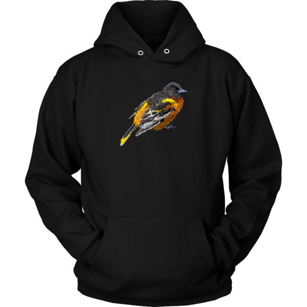 Baltimore Oriole Unisex Hoodie