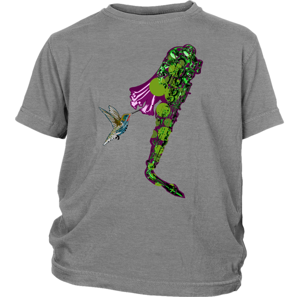 Hummingbird District Youth Shirt