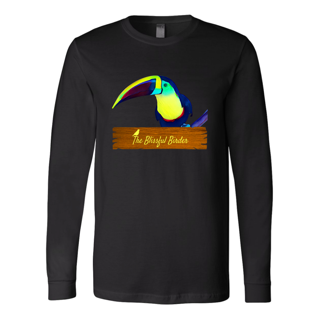Toucan Canvas Long Sleeve Shirt