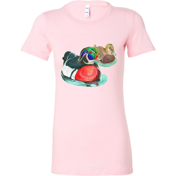 Wood Duck Bella Womens Shirt