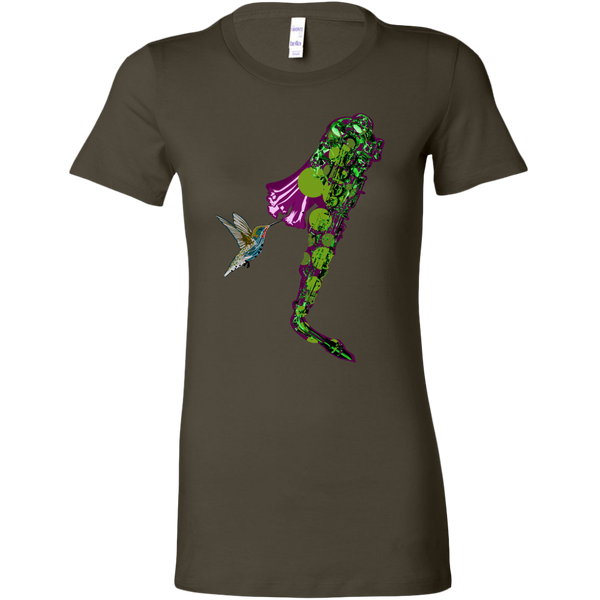 Hummingbird Bella Women's Shirt