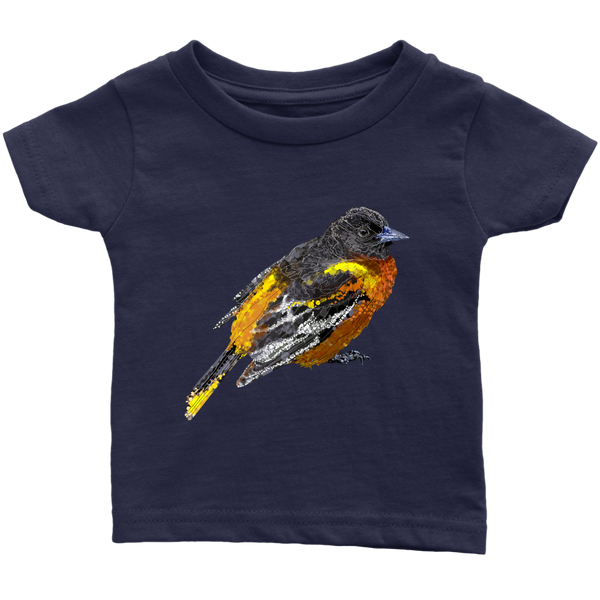 Baltimore Oriole Infant T-Shirt