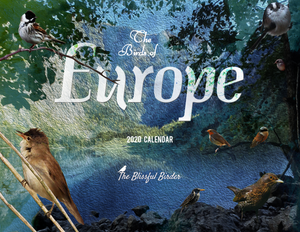 The Birds of Europe: 2020 Calendar