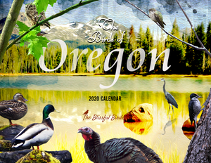 The Birds of Oregon: 2020 Calendar