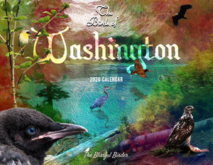 The Birds of Washington: 2020 Calendar