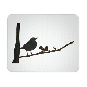 Black Bird Mousepad