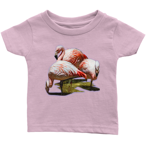 Flamingo Infant T-Shirt