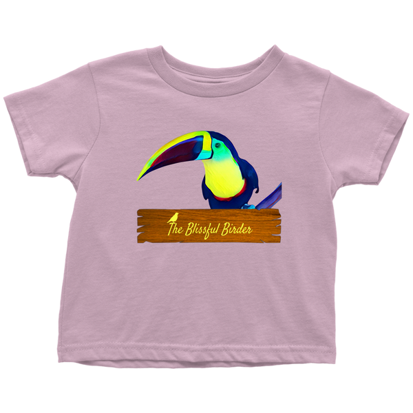 Toucan Toddler T-Shirt