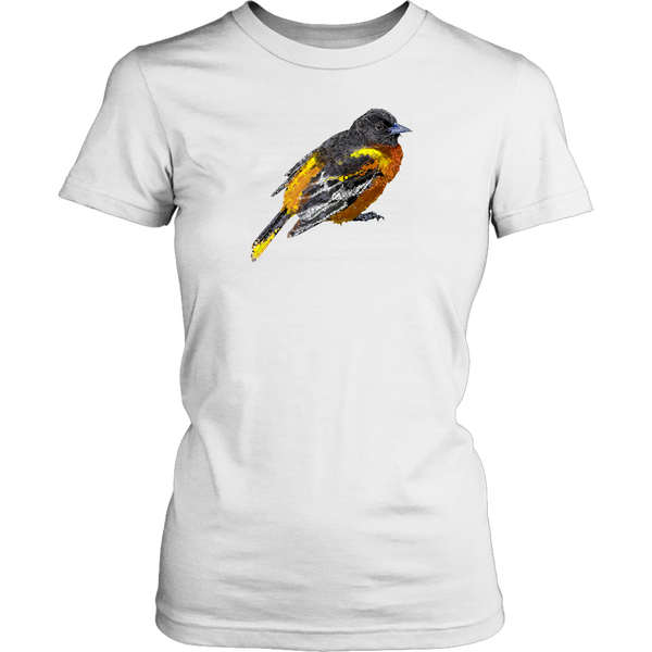 Baltimore Oriole Women's Shirt
