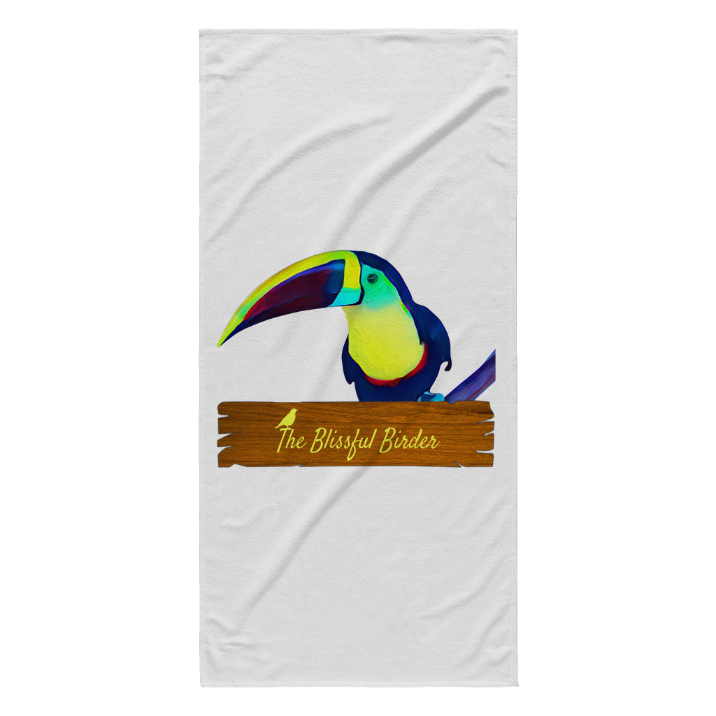 Toucan Beach Towel