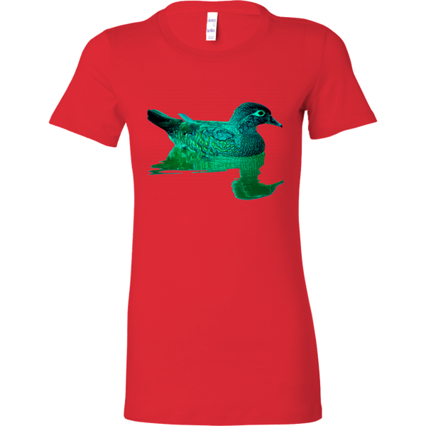 Duck Bella Womens Shirt