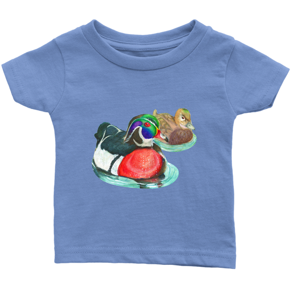 Duck Wood Infant T-Shirt