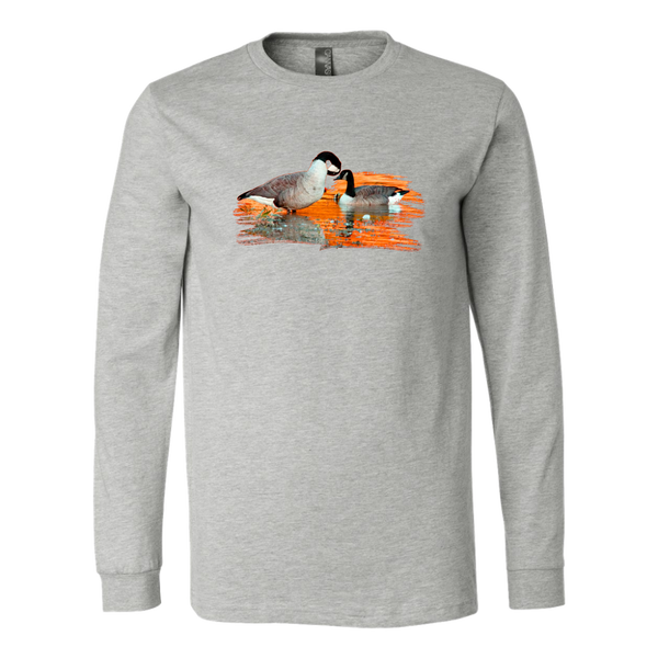 Goose Canvas Long Sleeve Shirt