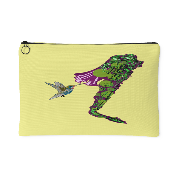 Hummingbird Small Accessory Pouch