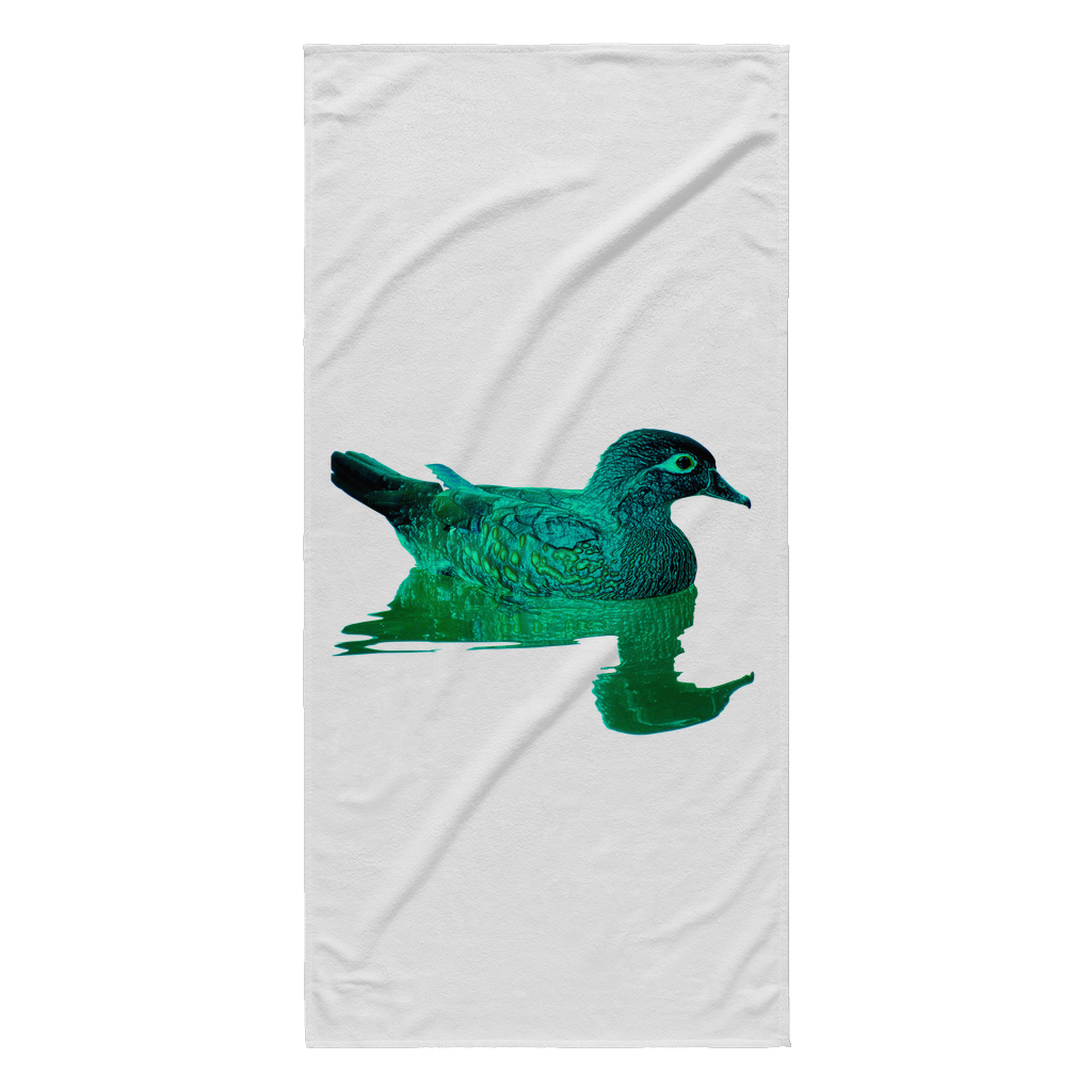 Duck Beach Towel