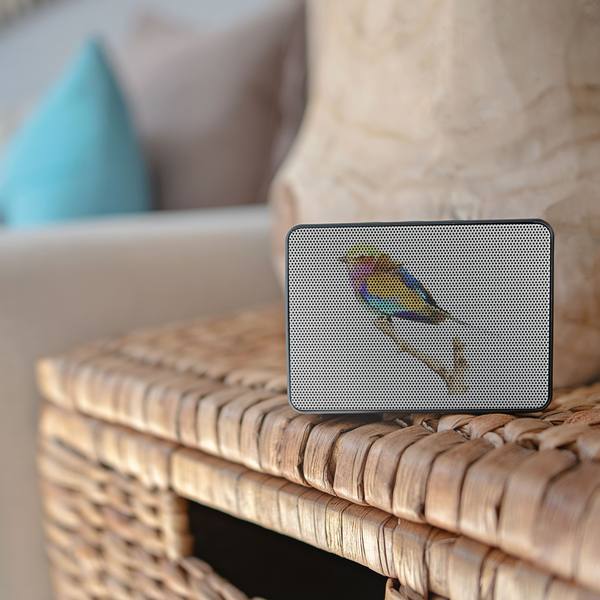 Lilac-breasted Roller Bluetooth Speaker Boxanne