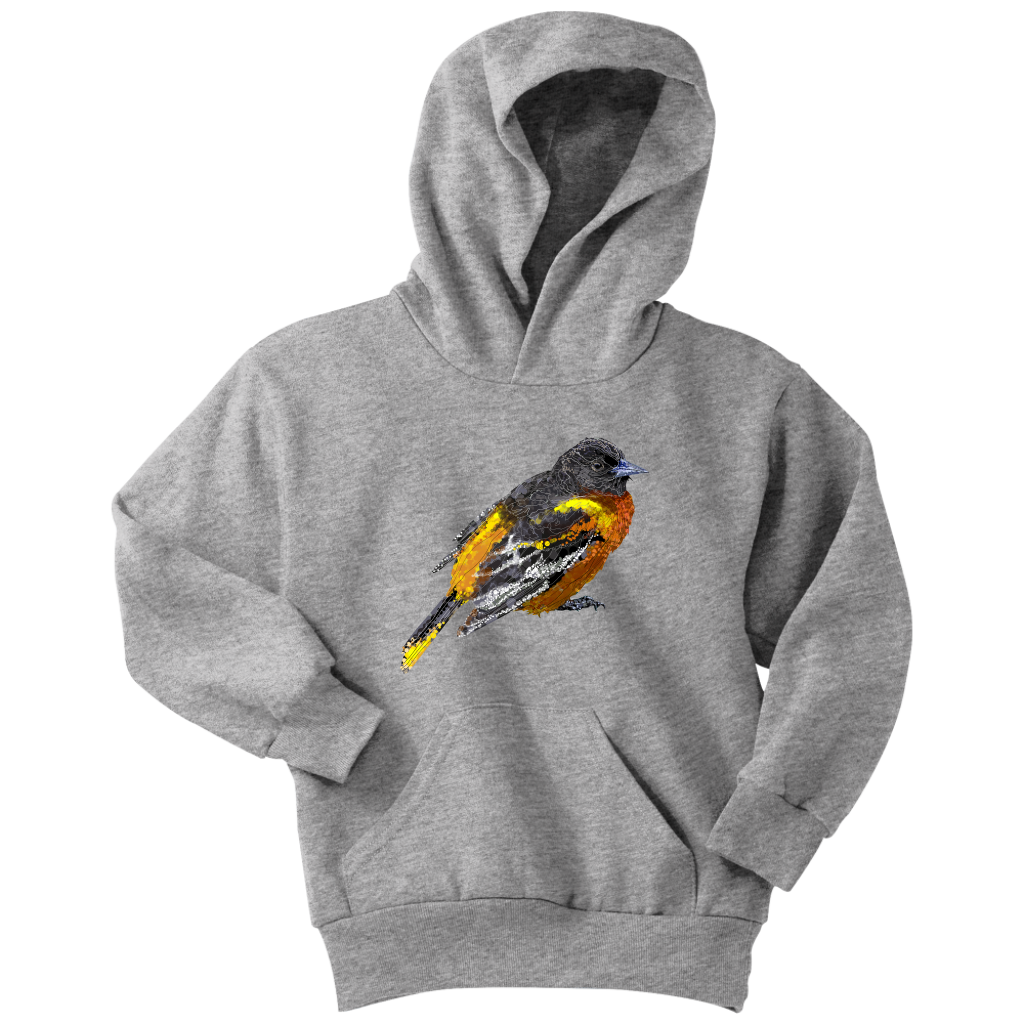Baltimore Oriole Youth Hoodie