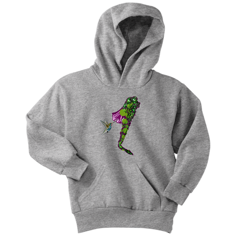 Humming Bird Youth Hoodie