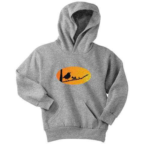 Black Bird Youth Hoodie