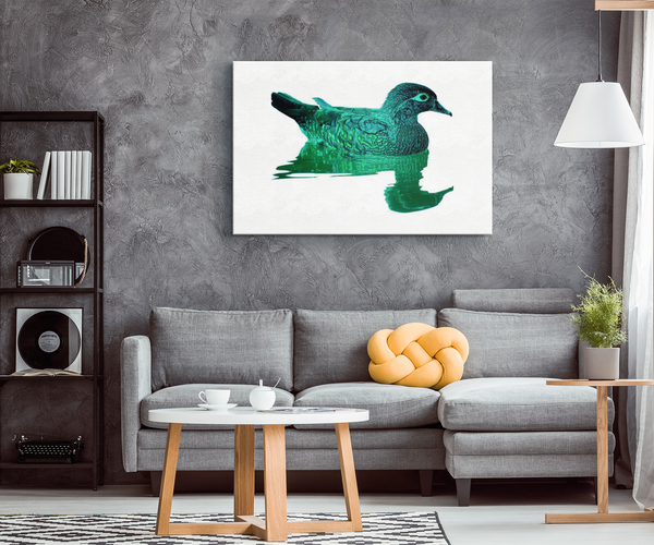 Duck Canvas Wrap