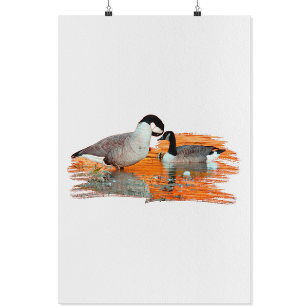 Goose Poster