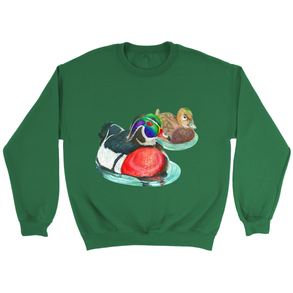 Wood Duck Crewneck Sweatshirt
