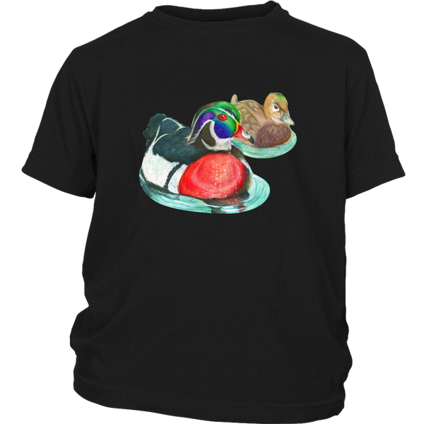 Wood Duck District Youth Shirt