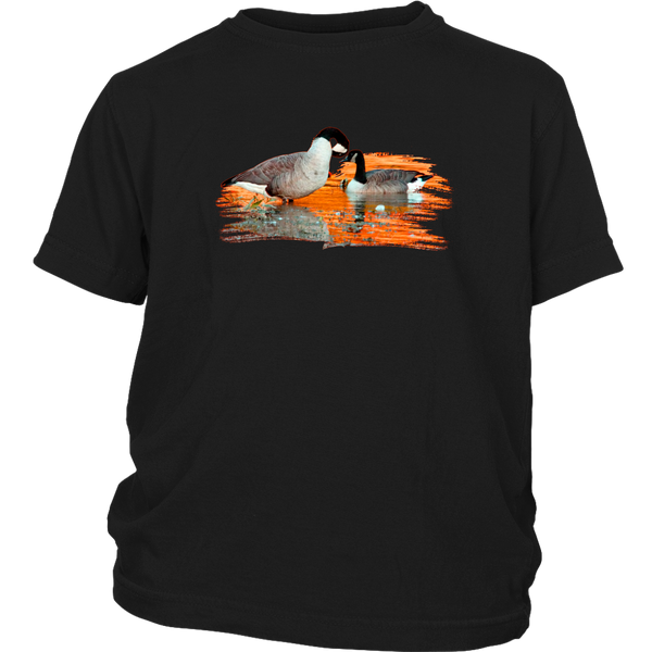 Goose District Youth Shirt