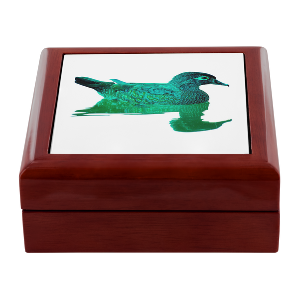 Duck Jewelry Box